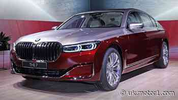 BMW i4 M Sport debuts at Auto Shanghai alongside special 7 Series