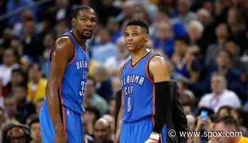 NBA-News: Kevin Durant von den Nets nennt seine Lieblingsmitspieler und vergisst Russell Westbrook - SPOX.com