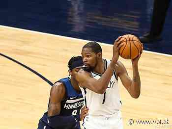 Brooklyns NBA-Topspieler Kevin Durant erneut verletzt - VOL.AT - Vorarlberg Online