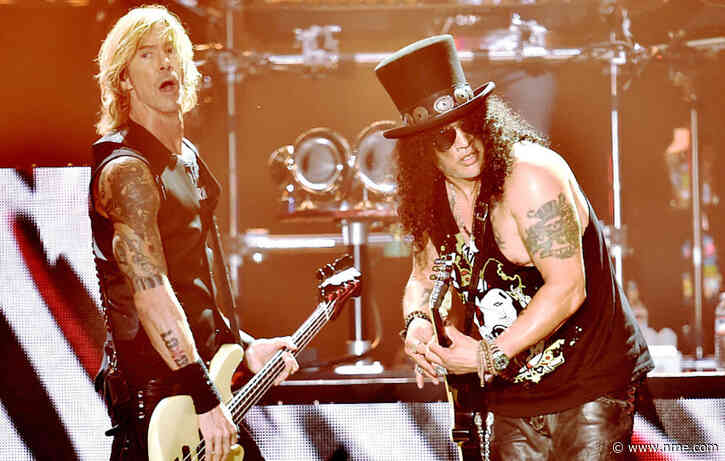 "Guns N' Roses' Duff Mckagan on meeting Slash for the first time: ""It was kind of a culture shock"""