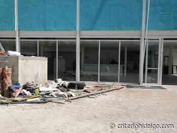 Mercado de Tlaxcoapan no operará por deficiencias constructivas - Criterio Hidalgo