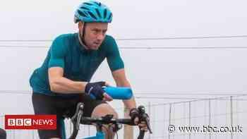 Crash cyclist Josh Quigley to make Guinness World Record bid