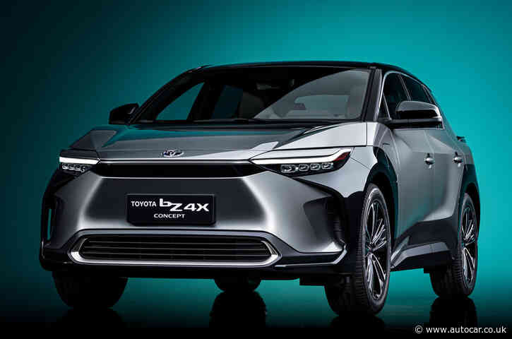 """Toyota's new bZ electric cars will be """"a new breed of vehicles"""""""