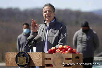 Cuomo faces new probe over allegation he misused state resources for Covid book