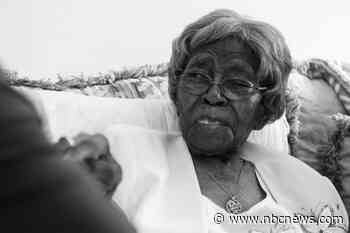 Hester Ford, oldest living American, dies at 115 ... or 116?