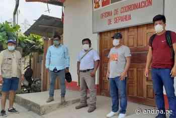 Coronavirus: entregarán mascarillas a comunidades indígenas del Bajo Urubamba - Agencia Andina