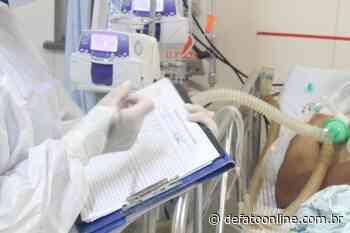 Boletim da Covid-19: cinco novas mortes confirmadas em Itabira - DeFato Online