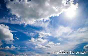 Confira a previsão do tempo em Itabira nesta segunda-feira! - DeFato Online
