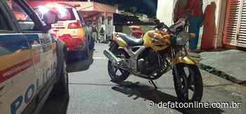 Motociclista morre após colidir contra um trilho em Itabira - DeFato Online