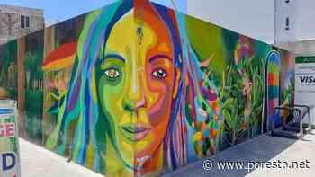 Murales urbanos identifican a Playa del Carmen como destino cultural - PorEsto
