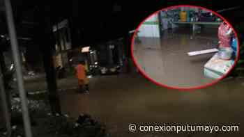 Declaran calamidad pública: 9 barrios de Orito, Putumayo se volvieron a inundar por el fuerte invierno - Conexión Putumayo