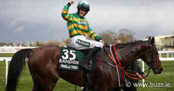 Carberry and Russell praise Grand National hero Rachael Blackmore | Buzz.ie - Buzz.ie