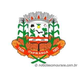 Prefeitura de Itapiranga – SC anuncia novas editais de Concursos públicos - Notícias Concursos