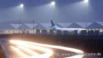 Frachtumschlag am Flughafen Leipzig/Halle legt weiter zu - Süddeutsche Zeitung