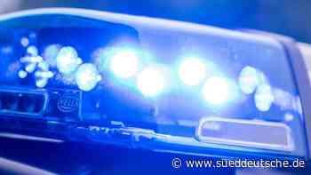 Betrunkenem Lkw-Fahrer wird Führerschein entzogen - Süddeutsche Zeitung