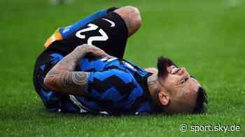 Serie A: Inter Mailand Star Arturo Vidal fällt nach Knie-OP aus - Sky Sport