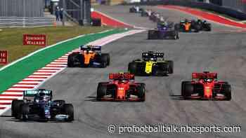 Formula 1 bringing Grand Prix to Hard Rock Stadium complex in Miami