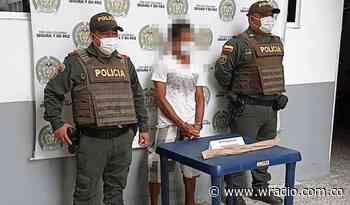 Policía captura a un hombre por maltrato animal en San Bernardo del Viento, Córdoba - W Radio