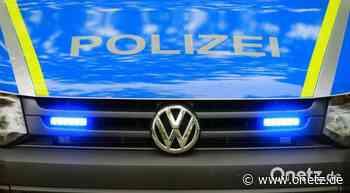 Schnitt am Hals: Polizeieinsatz in Vilseck - Onetz.de