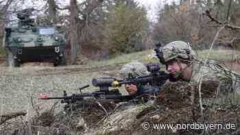 "US-Army: ""Stryker"" aus Vilseck trainieren in Hohenfels - Nordbayern.de"