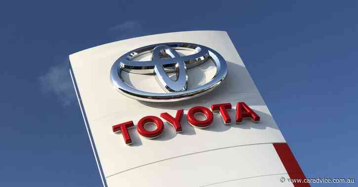 Toyota pushes back 'every model will be hybrid or electric' target from 2025 to 2030
