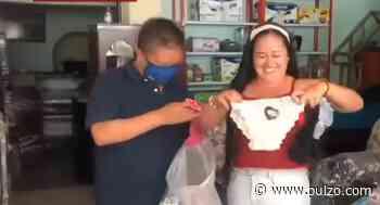 Alcalde repartió cucos a todas las mujeres de su pueblo; hombres también se llevaron tanga - Pulzo.com