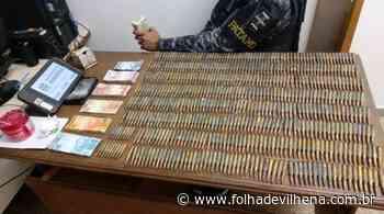 Jaru: dois homens são presos e mais de 540 munições de fuzil apreendidas - Folha de Vilhena