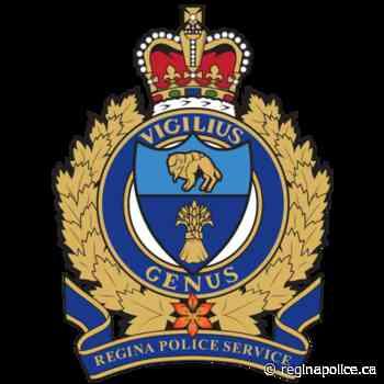 April 19, 2021 – Regina Police Service - Regina Police Service