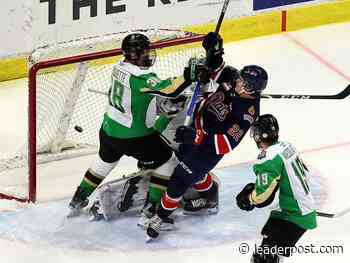 Regina Pats show plenty of fight in 4-3 win over Prince Albert Raiders - Regina Leader-Post