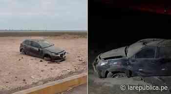 Arequipa: dos accidentes de tránsito se registraron en Islay y Camaná - LaRepública.pe