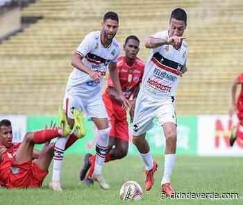 River enfrenta cobrança da torcida em jogo com Picos no Albertão - Cidadeverde.com