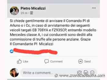 Allerta da Arluno. Urgente trovare 2 mercedes classe A - CO Notizie - News ZOOM