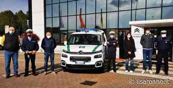 Solaro: nuova auto per la polizia locale - ilSaronno