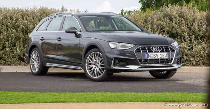 2021 Audi A4 Allroad long-term review: Introduction