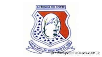 Prefeitura de Antonina do Norte - CE realiza Processo Seletivo para professores substitutos - PCI Concursos