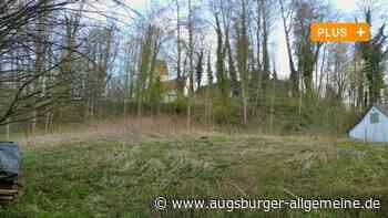 Unterhalb des Kalvarienbergs in Kettershausen sollen Häuser entstehen - Augsburger Allgemeine