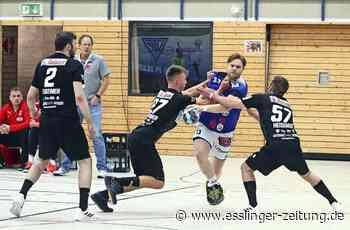 Handball-3.Liga: TV Plochingen – leere Ränge, volle Intensität - esslinger-zeitung.de