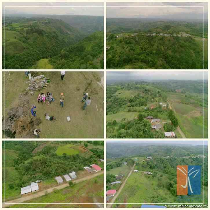Jóvenes estudiantes de la Pedregosa Cajibío y ASOCAMP, realizan actividades para la recuperación, protección y visibilización del bosque como espacio de protección del corredor biológico de Cajibío - Ecología - Radiomacondo - Radio Macondo
