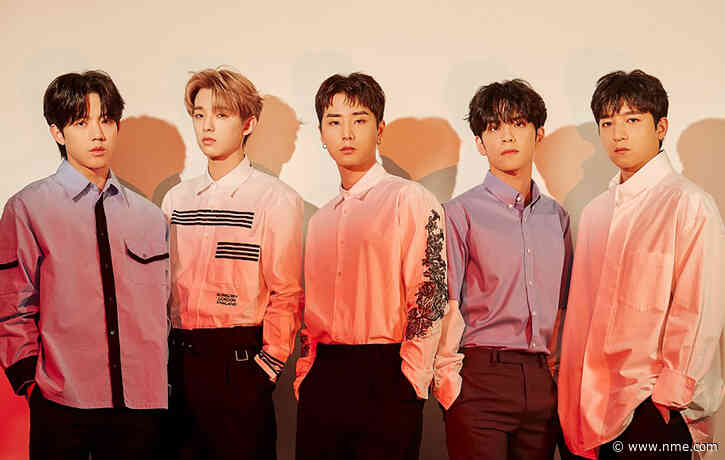 Day6 to halt promotional activities for 'The Book of Us: Negentropy'