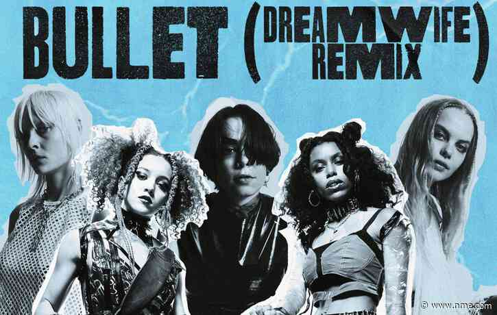 Nova Twins share Dream Wife remix of 'Bullet' and announce UK and European tour