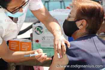Iniciará aplicación de segunda dosis Covid en Tamazunchale abril 19, 2021 * Autoridades informan a que el - Código San Luis