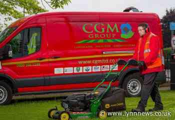Downham landscaper is shortlisted for two honours - Lynn News