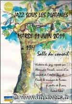Jazz sous les platanes jeudi 27 mai 2021 - Unidivers