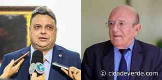 Júlio Arcoverde se reúne com Edson Melo para discutir futuro da parceria entre PSDB e PP - Lídia Brito - Cidadeverde.com