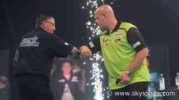 PL Darts 2021: Can Anderson topple MVG?