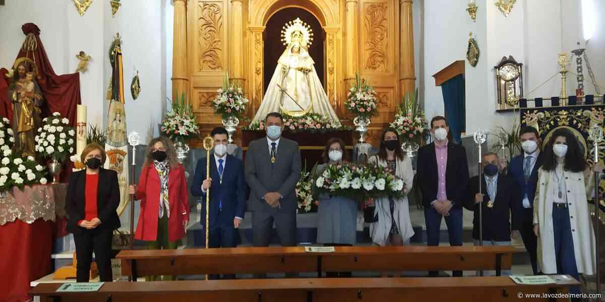 Tíjola celebra el 446 aniversario del Patronazgo de la Virgen del Socorro - La Voz de Almería