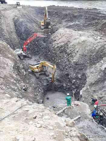 Organismos de socorro logran el rescate de las 11 víctimas de la tragedia minera en Neira - Eje21