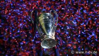 Uefa rüstet auf: Investor soll Milliarden in Champions League pumpen