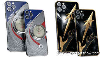 Elon Musk, Jeff Bezos, Yuri Gagarin and Neil Armstrong-themed limited edition iPhones launched by Caviar
