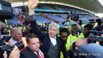 """""""Wenger out"""" nach 22 Jahren: Als der Zerfall des FC Arsenal begann"""